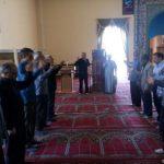 برپایی مراسم روضه خوانی و عزاداری روز ارتحال امام خمینی (ره) در مسجد جامع کیانشهر