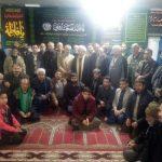 برگزاری مراسم شهادت حضرت زهرا (س) و شهدای مقاومت در مسجد جامع کیانشهر /شب پنجم